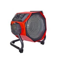 240V/5600W Tilted Heavy Duty Garage Heater With Thermostat
