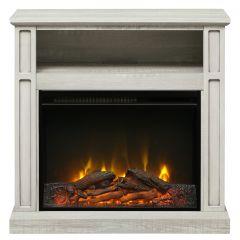 Amelia Media Mantel Electric Fireplace