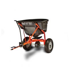 130 lb Broadcast Tow Behind Spreader
