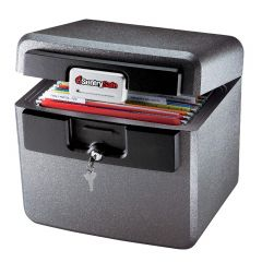 Large Fireproof and Waterproof File Safe