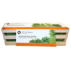 Windowsill Herb Garden Grow Kit