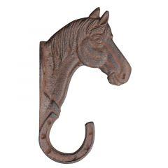 Cast Iron Horse Hook
