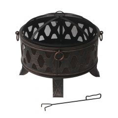 """26"""" Marquee Deep Bowl Firepit"""