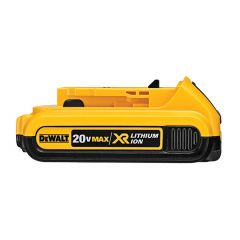 DeWalt 20V Max Compact XR Lithium Ion Battery