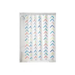"""72"""" x 72"""" Arrowhead Fabric Shower Curtain"""