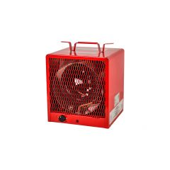 4800w Heavy Duty Heater with Thermostat and Enclosed Motor