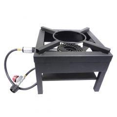 66,000 BTU Propane Gas Outdoor Cooker