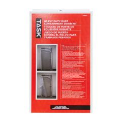 QSR Heavy Duty Dust Containment Door Kit-Box