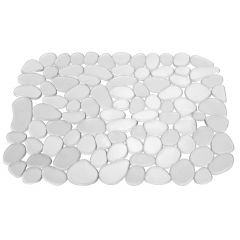 Pebblz Kitchen Sink Protector Mat - Clear