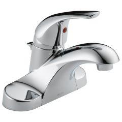 Chrome Principals Single Handle Lavatory Faucet