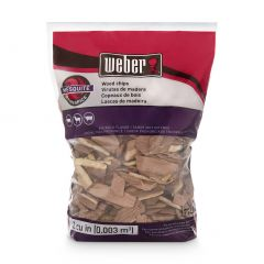 Mesquite Wood Chips 2 Lbs