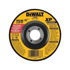 4 Inch 1/8 Inch XP Pipeline Grinding Wheel
