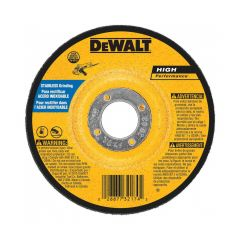 5 Inch x 1/4 Inch Stainless Steel Wheel