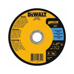 7 Inch x .045 Metal & Stainless Cutting Wheel