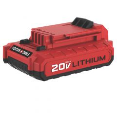 20V Max Lithium Ion 2.0 Amp Hour Battery