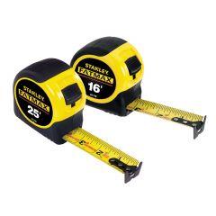 25' & 16' 2-Pack Stanley Measuring Tape