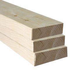 """2"""" x 6"""" x 16' Seasoned Dry Premium Lumber"""