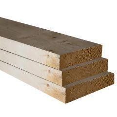 """2"""" x 8"""" x 12' Seasoned Dry Premium Lumber"""