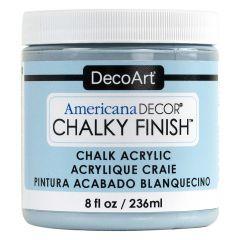 DecoArt 8oz Serene Americana Decor Chalky Finish Paint