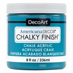 DecoArt 8oz Treasure Americana Decor Chalky Finish Paint