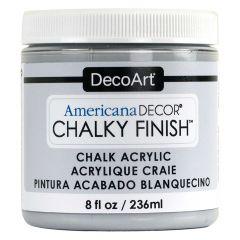 DecoArt 8oz Yesteryear Americana Decor Chalky Finish Paint