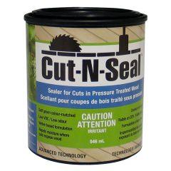 Cut-N-Seal Green End Cut Sealer 946mL