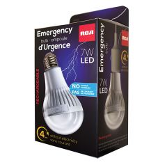 RCA Emergency Bulb 7W With 4H Battery Back-Up