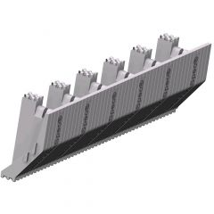 Integraspec ICF Brick Ledge Panel