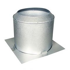 "Supervent 5"" Attic Insulation Shield Class A Chimney"