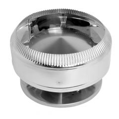 "Supervent 5"" Deluxe Rain Cap Class A Chimney"