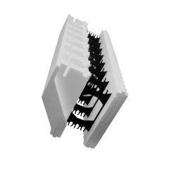 "6"" Straight Brick Form 5.33 Sq Ft"