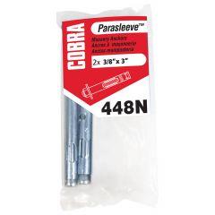 ParaSleeve 3/8-n x 3-in - 2/Pack
