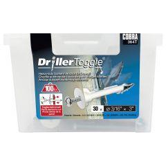 DrillerToggle 3/16-in x 3-in - 30/Pack