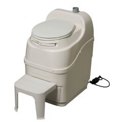 Spacesaver Self Contained Composting Toilet
