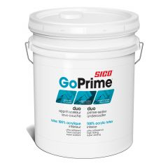 Sico GoPrime Duo 18.9 L Primer Sealer/Undercoater Int Paint