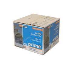 "Prime 28° Wire Weld Strip Framing Nail 3-1/4"""