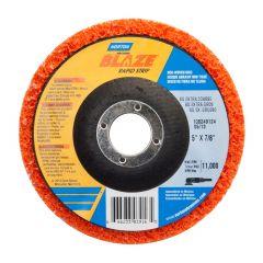 "5 x 7/8"" Blaze Rapid Strip Non-Woven Depressed Center Disc"