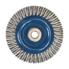 5 x .020 x 5/8-11 - Stringer Bead Knot Wire Brushes