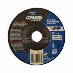 """5 x 3/32 x 7/8"""" Gemini LF Cutting Wheel 30 Grit T27/42"""