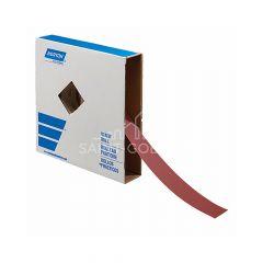 "2"" X 50 Aluminum Yard Oxide Metal Cloth Roll 120 Grit"