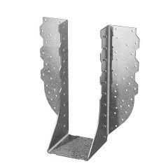 HGUS Galvanized Face-Mount Joist Hanger for 4x10