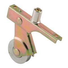"""Screen Door Roller Assembly, 1"""" Steel Wheel"""