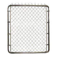 "42"" x 60"" 2 3/8"" Galvanized Fence Gate"