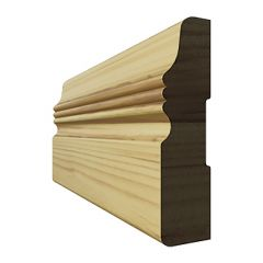 """Case Finger Jointed Pine T3 5/8"""" x 2-7/16"""" x 14'"""