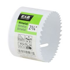 """2-3/4"""" M3 Industrial Hole Saw Recyclable Exchangeable"""