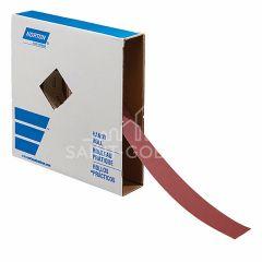 "2"" x 50 Yard Aluminum Oxide Metal Cloth Roll 180 Grit"