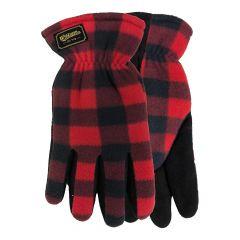 Polyester Dapper Dan Gloves