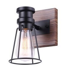 Blake Single Light Vanity Fixture