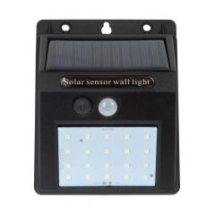Solar 80 Lumen Motion Sensor Wedge Light