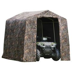 Shed-In-A-Box 8 x 8 x 8 ft. Camo